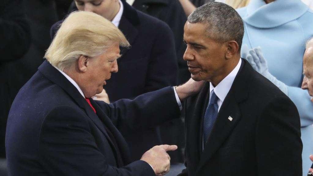 Trump contre Obama: dernier week-end avant les élections de mardi