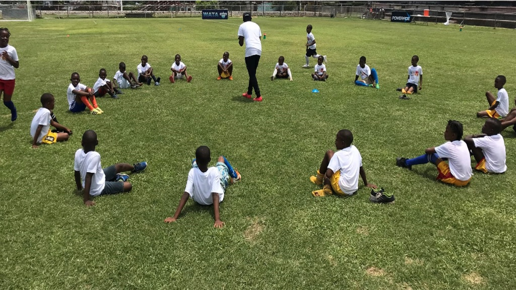 Scotiabank and concacaf launch youth football programme