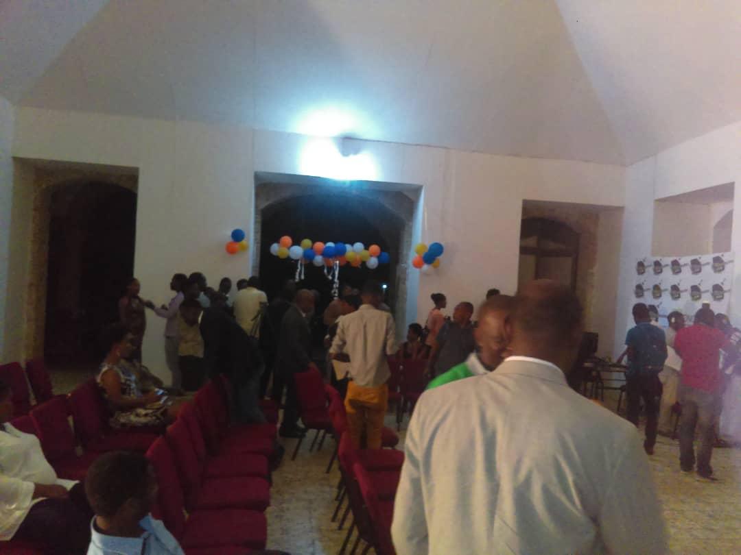 Et le coup d'envoi du salon international du livre de Jacmel est donné