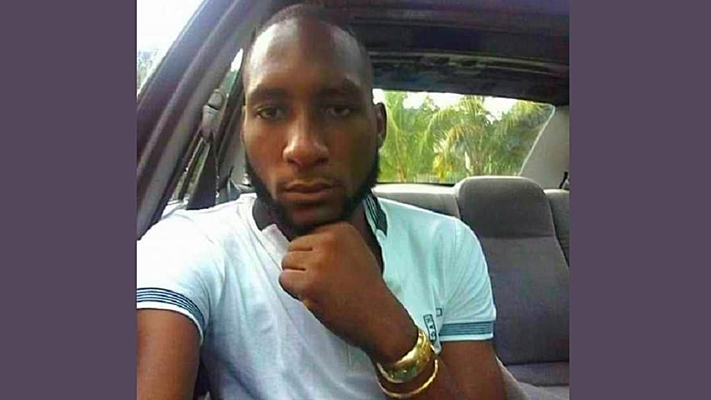 Photo: 30-year-old Marlon Jules was shot and killed by his neighbour - a Coast Guard officer - after a dispute on October 17, 2018. Photo via Facebook.