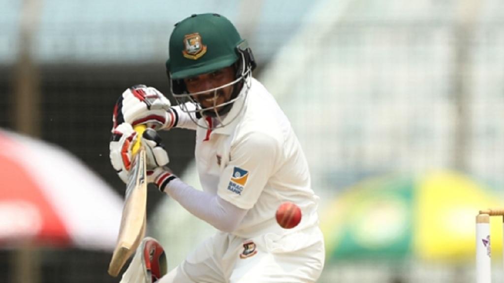 Bangladesh batsman Mominul Haque.