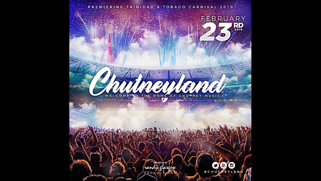 chutneyland to replace chutney brass in 2019 carnival