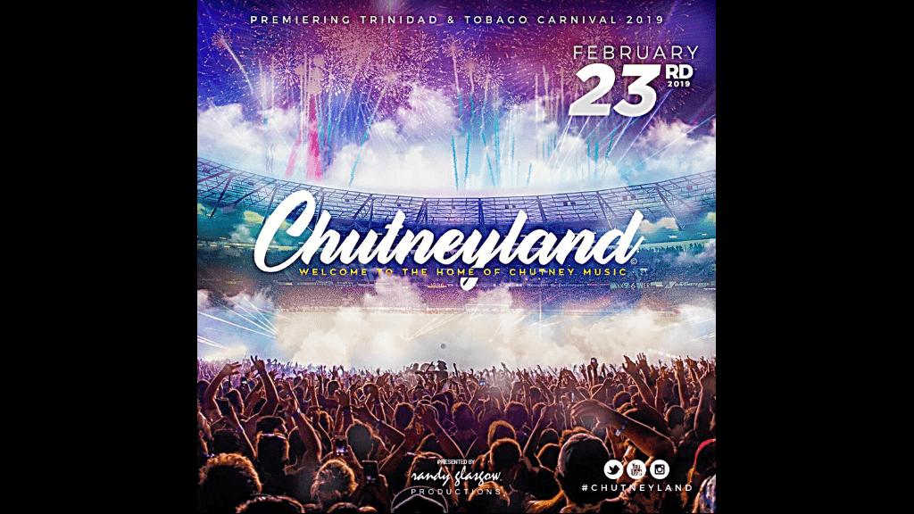 chutneyland to replace chutney brass in 2019 carnival