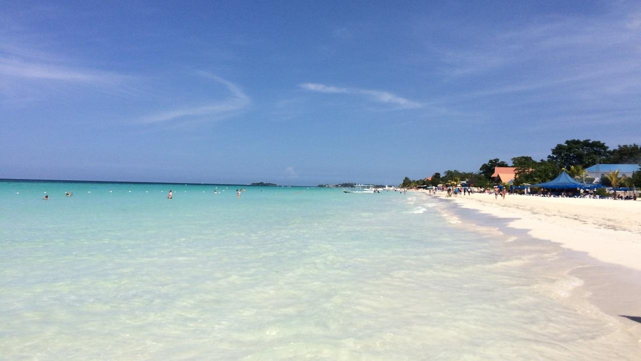 Negril is the stunning setting for the Reggae Marathon
