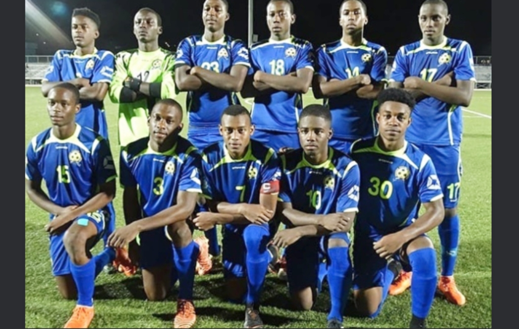 Under-20 Barbados football team