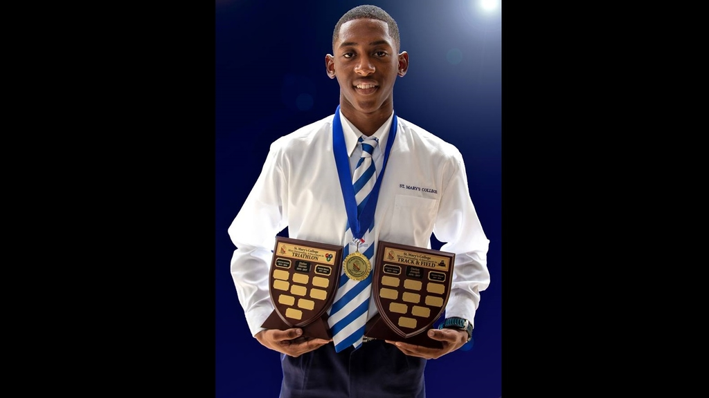 Kareen Mason was the Sportsman of the Year