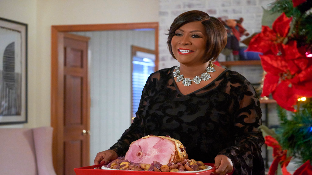 "This image released by Hallmark Channel shows Patti LaBelle in a scene from ""Christmas Everlasting."" While regular network primetime programming tends to take a hiatus during the holiday season, it's Hallmark Channel's time to shine. Their holiday movies are so popular, they begin airing Christmas movies on Oct. 26 and wrap up on Jan. 1. (Eliza Morse/Hallmark Channel via AP)"