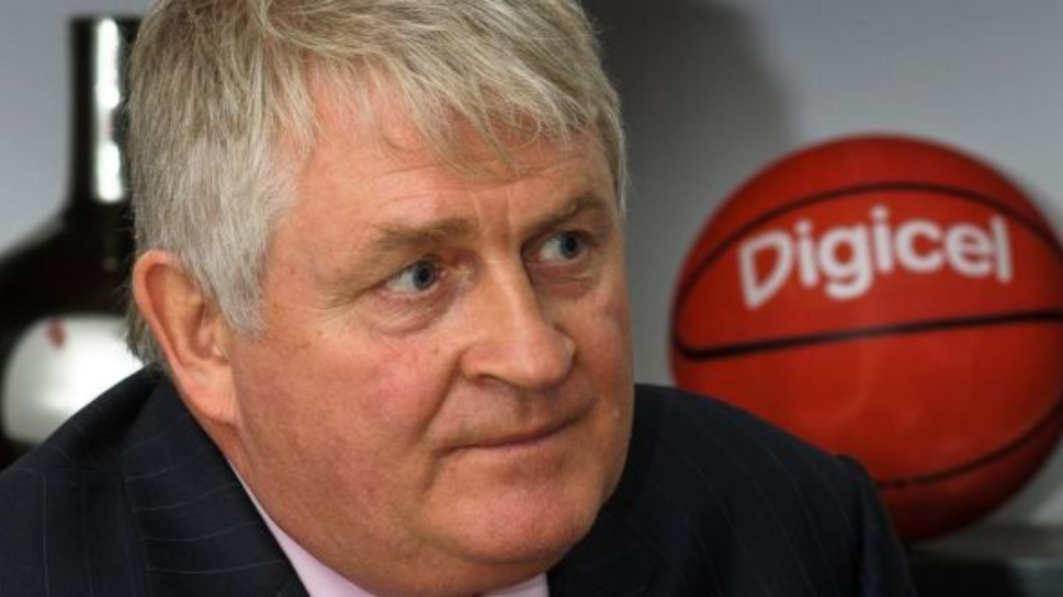 Digicel Group Chairman, Denis O'Brien