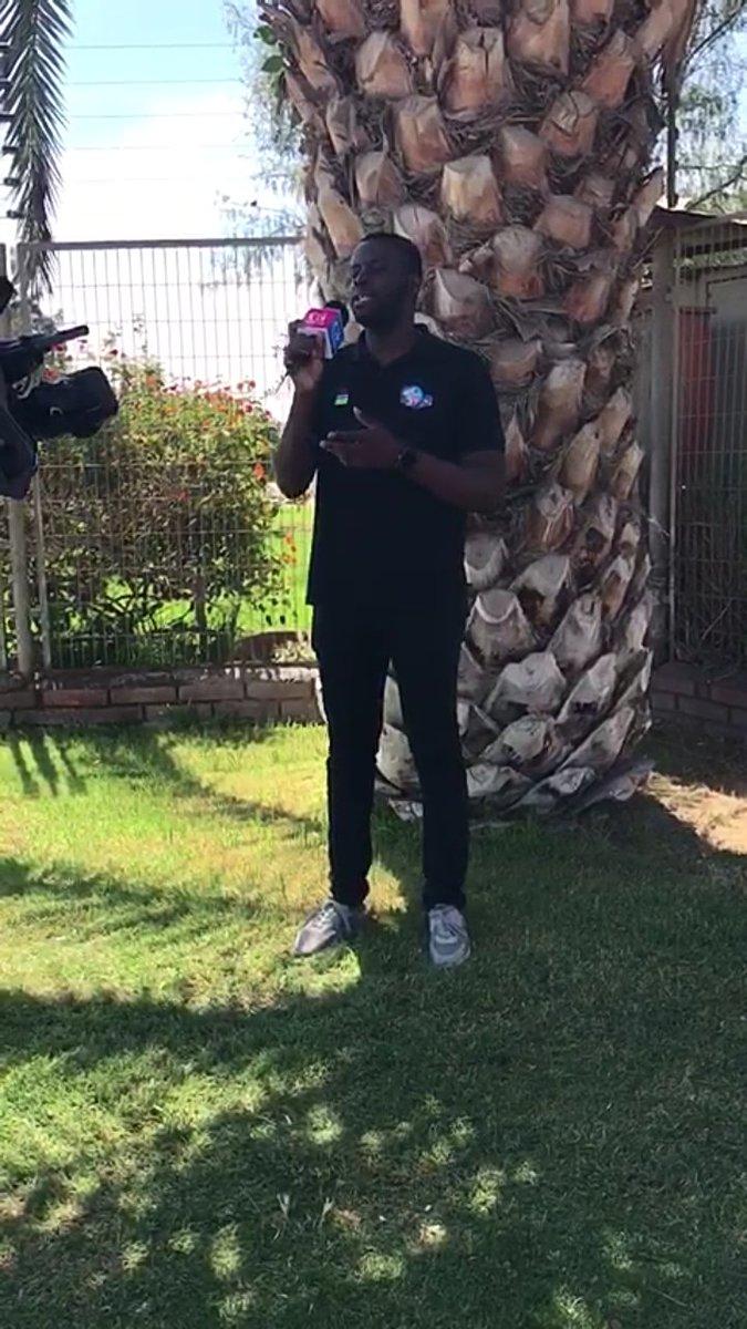 La vidéo de ce jeune Haïtien devient virale au Chili . Photo: Twitter