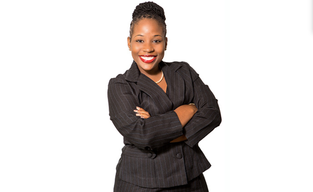 Attorney-at-law Sade Jemmott