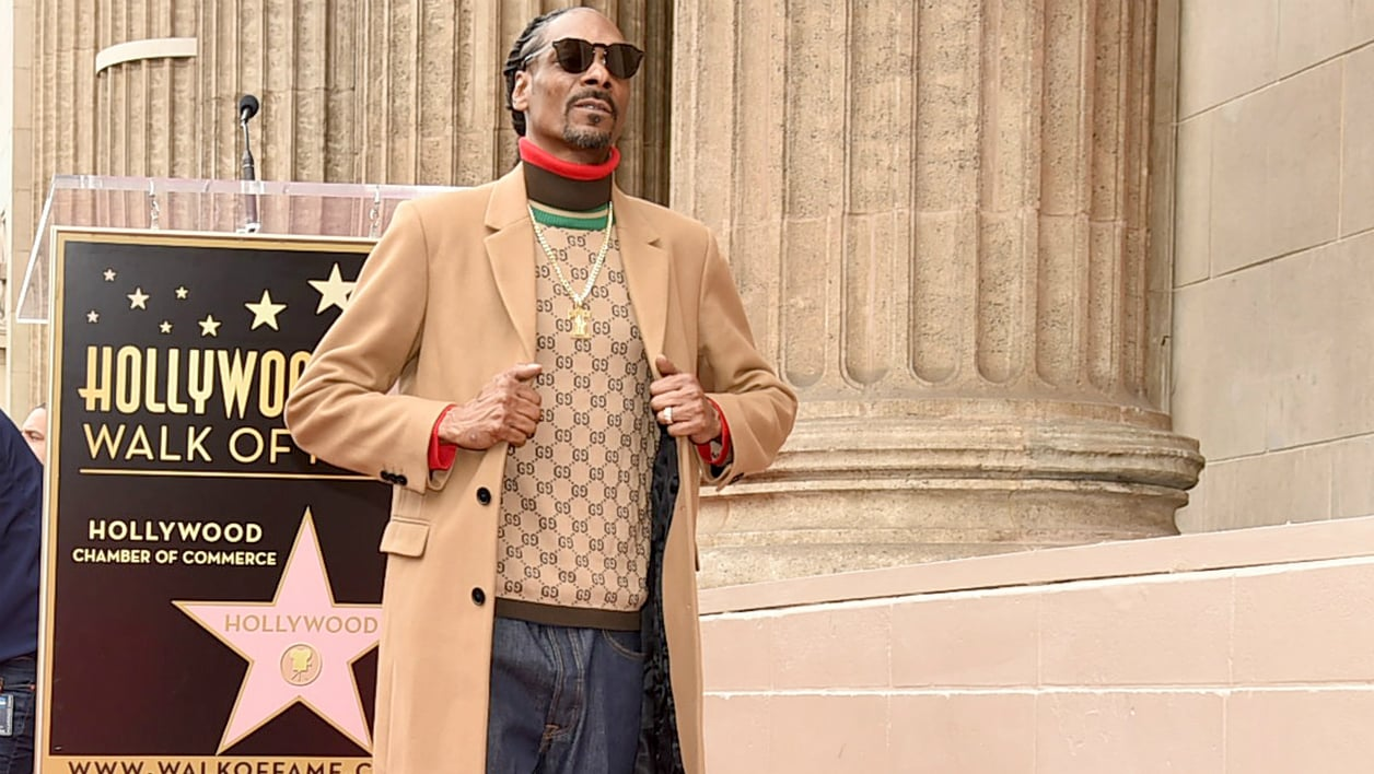 Snoop Dogg - Kevin Winter - Getty Images North America - AFP