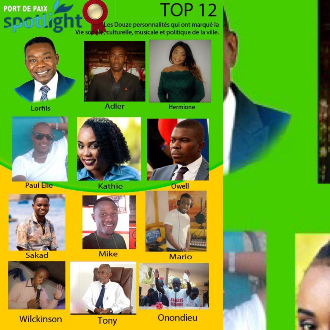 Port-de-Paix: ces 12 personnalités qui ont marqué 2018