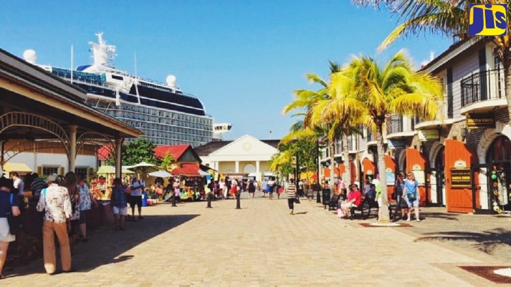 The town of Falmouth, famous for its Georgian-style architecture and historic buildings, has been experiencing a kind of renaissance and is once again being hailed as a centre of major economic activities. (Photo: JIS )