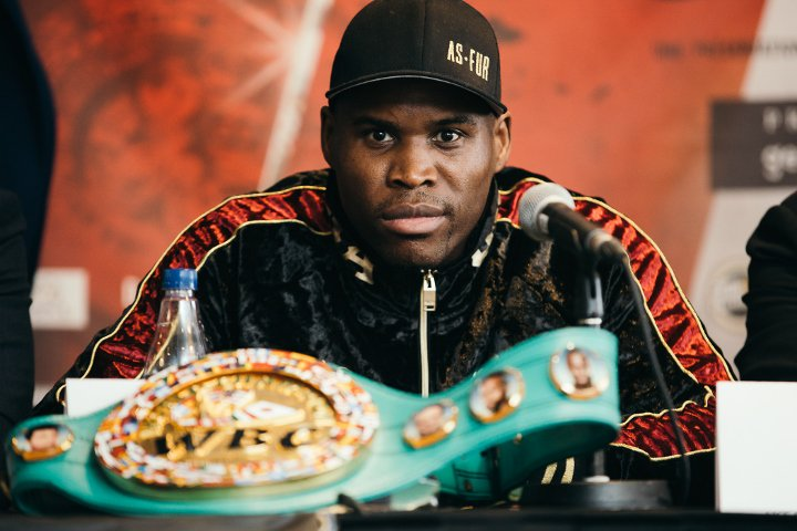Adonis Stevenson/ Photo: Boxingscenes.com