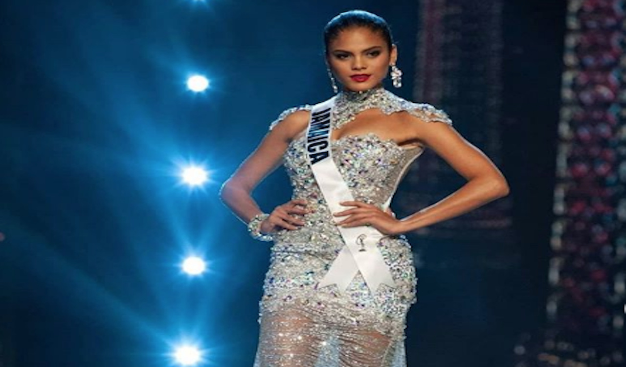 Miss Universo 2019 >> Miss Jamaica finishes top 20 in Miss Universe 2018 | Loop News