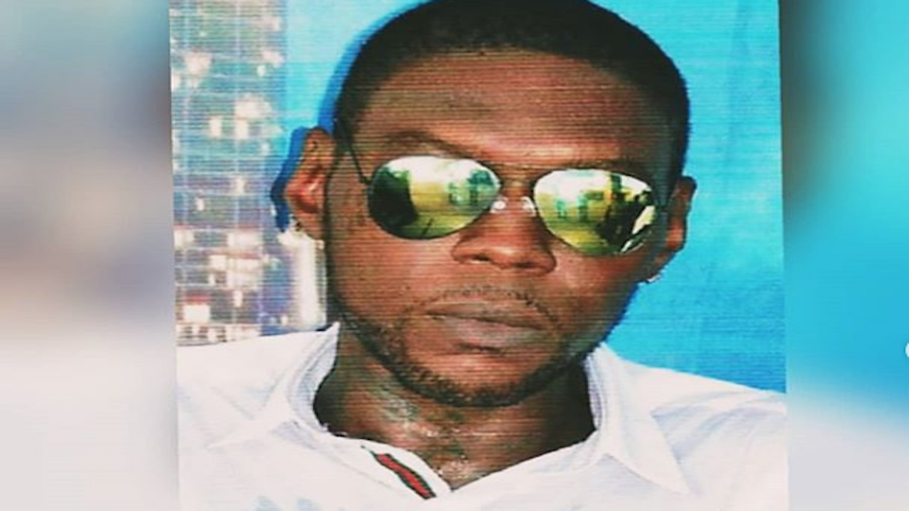 Vybz Kartel's new profile pic on Instagram.