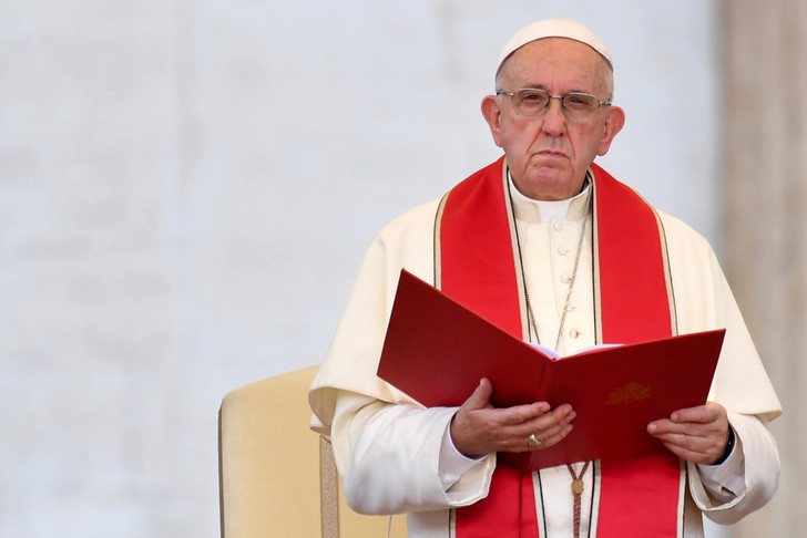 Le Pape François/AFP