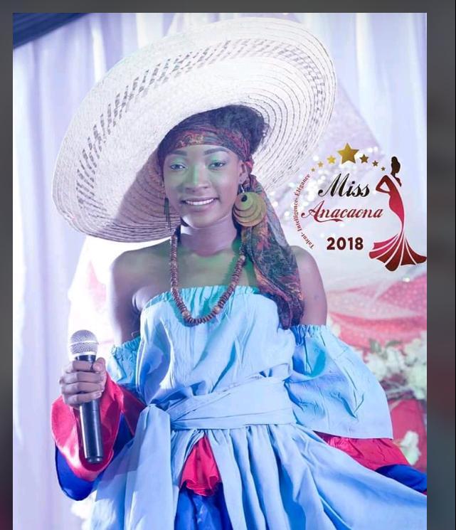 La Miss Anacona 2018