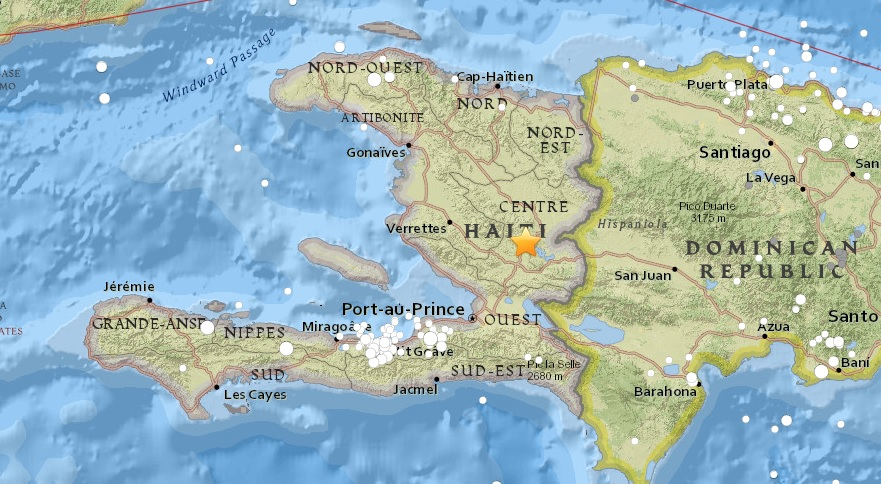 Séisme ressenti le 12 décembre à Port-au-Prince : ce que l'on sait...