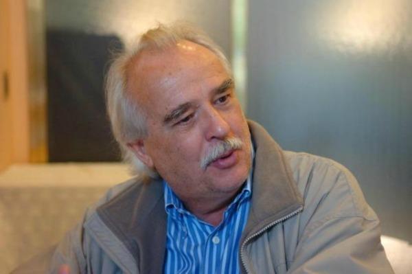 """Ricardo Seteinfus, ancien responsable de l'OEA en Haiti de 2009 à 2011 et auteur de l'ouvrage """"Les Nations-Unies et le choréra en Haiti: coupables mais non responsables?"""""""