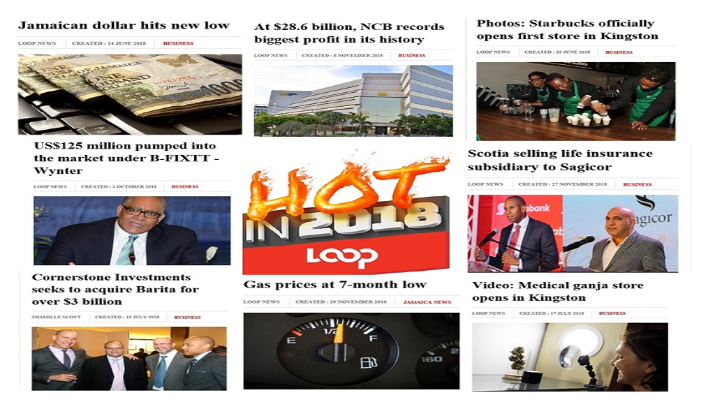 Year in review: The biggest business headlines of 2018   Loop News