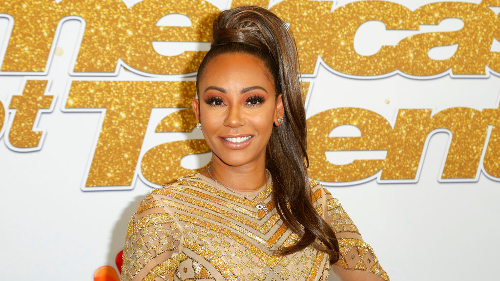 "FILE - In this Sept. 18, 2018 file photo, Mel B arrives at the ""America's Got Talent"" Season 13 Finale Show red carpet in Los Angeles. (Photo by Willy Sanjuan/Invision/AP, File)"