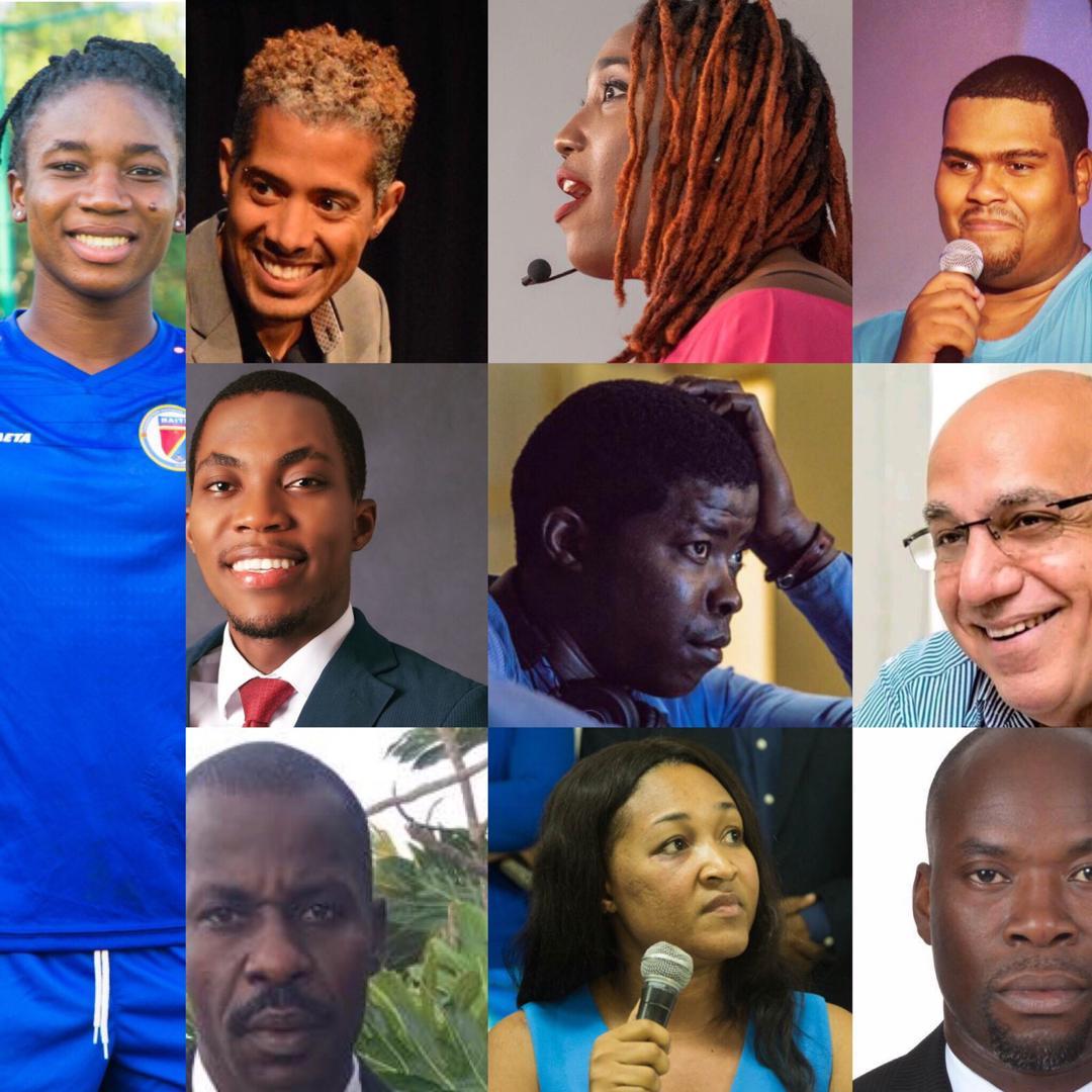 Top 10 des personnalités Haïtiennes qui ont marqué 2018