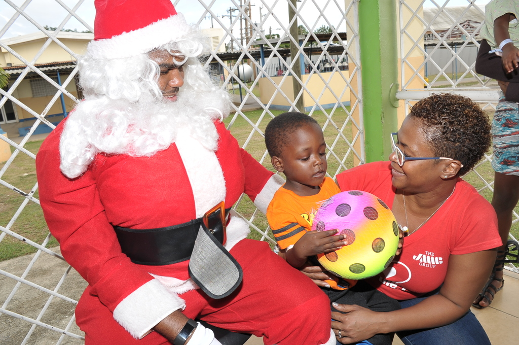 'The Share the Love' initiative is a part of JMMB Group's corporate social responsibility efforts and is a part of our desire to keep the 'true spirit of Christmas' alive.