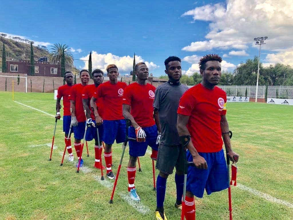 L'intégration des handicapés, facteur incontournable pour Haïti