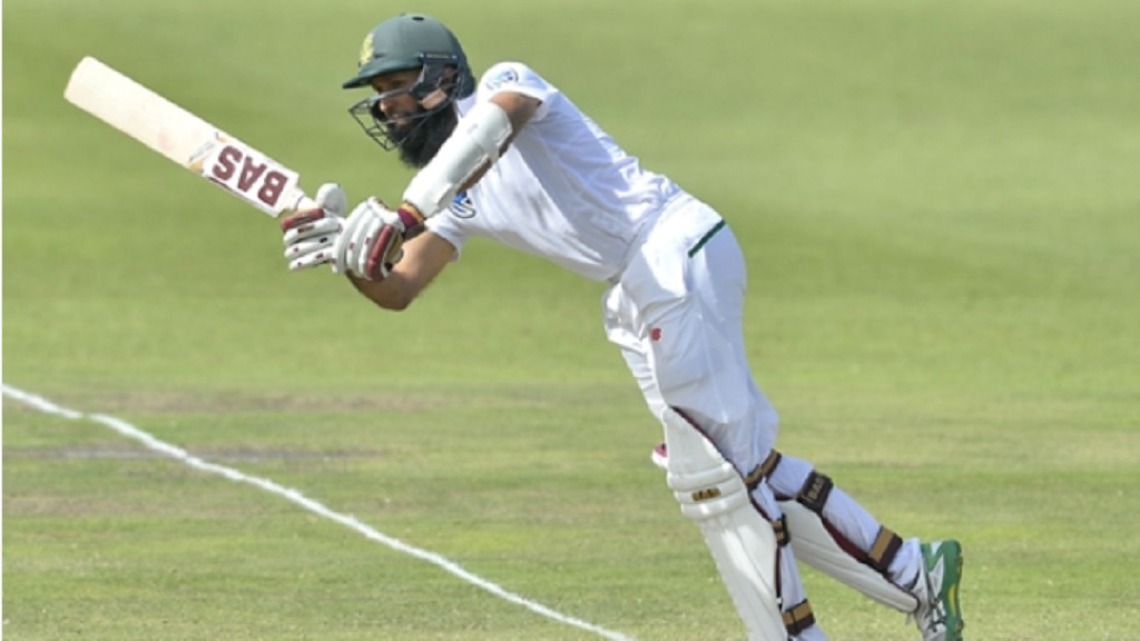 South Africa's Hashim Amla.