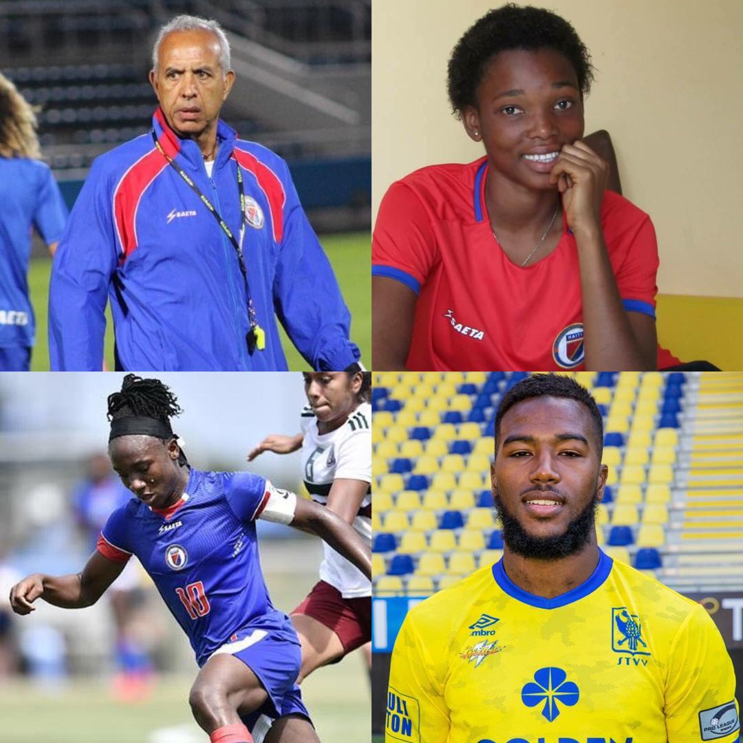 Concacaf Award : quatre figures du foot haïtien parmi les nominés