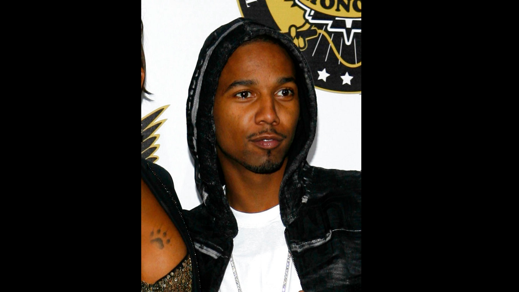 In this Oct. 2, 2008 file photo, Juelz Santana arrives at the VH1 Hip Hop Honors in New York. (AP Photo/Jason DeCrow, File)