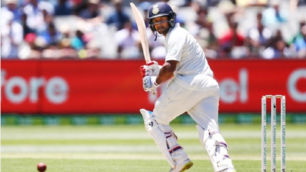 India batsman Mayank Agarwal.
