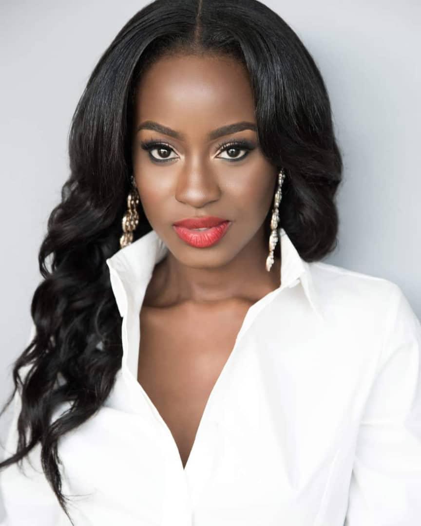 Samantha Colas, Miss Haïti 2018, représentante d'Haïti à la 67e édition de Miss Universe/ Photographe TommyChungphotography