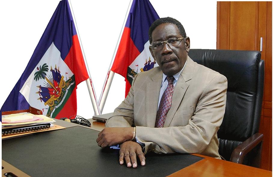 Fritz Caillot, Ministre des Travaux Publics, Transport et Communication