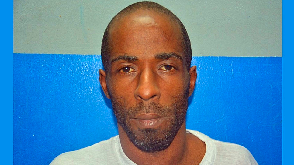 Photo: Echeverria Sandy was charged with the murder of 31-year-old Keaton Elahie. Photo courtesy the TTPS.