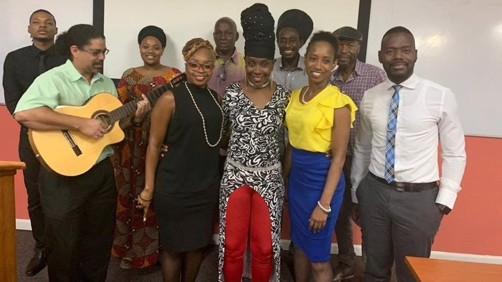 Graduates of the Certificate in the Business of Entertainment course.
