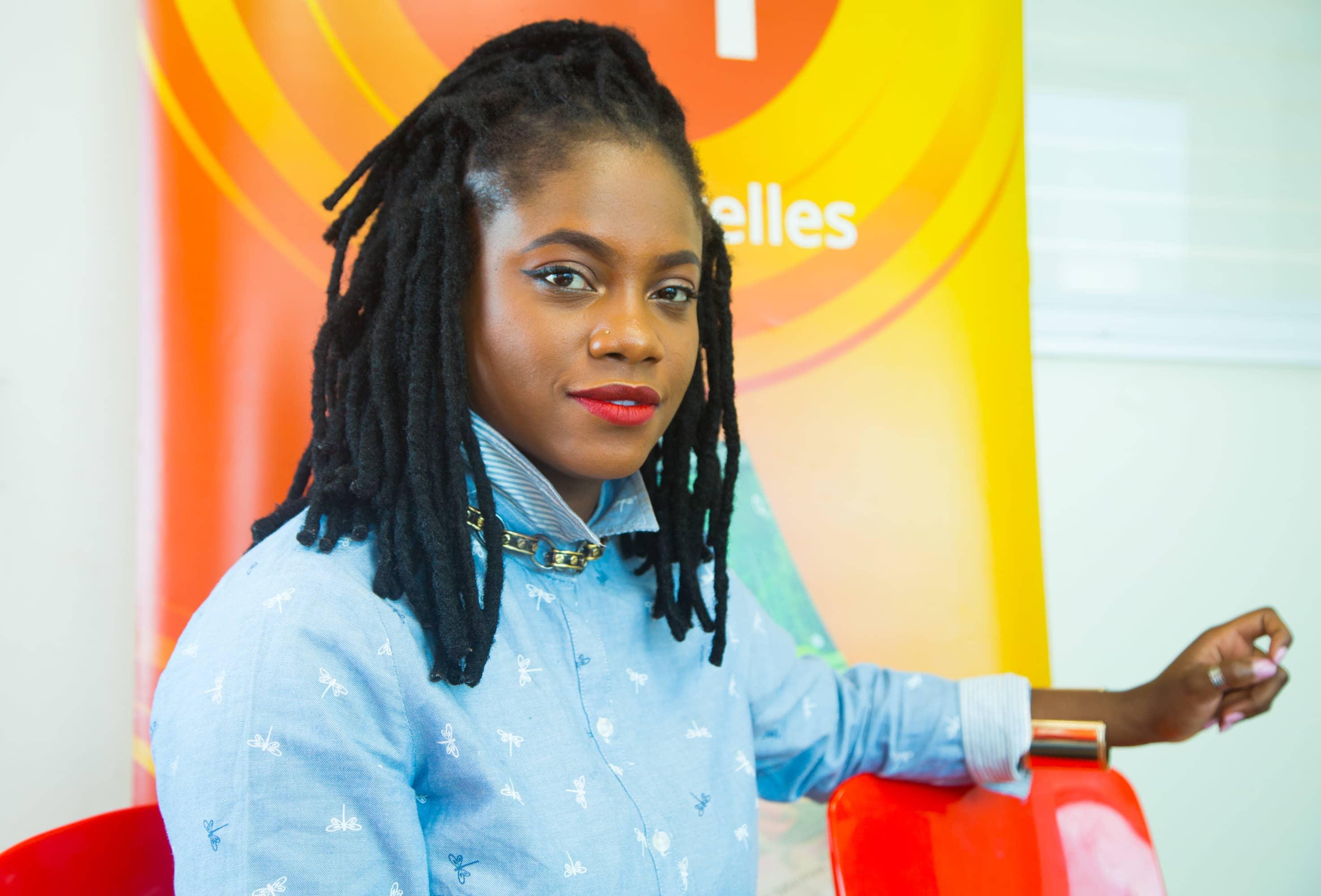 Princess Eud déballe tout à Loop Haiti