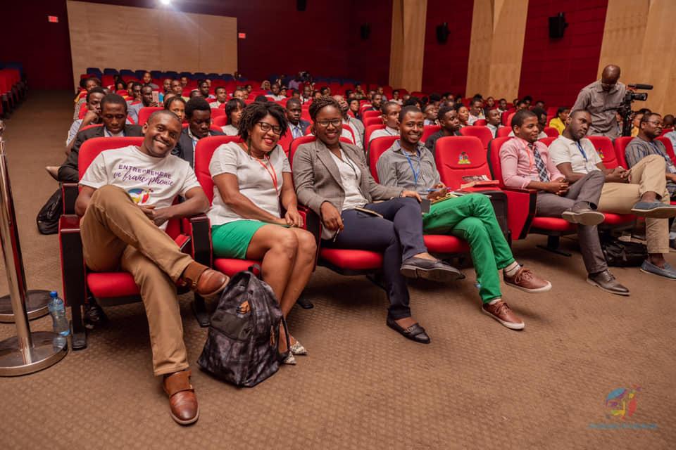 Vue de l'assemblée / Photo: Bureau de l'OIF - Caraïbe et Amérique Latine