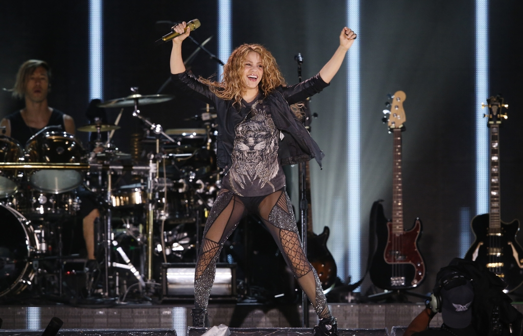 Spanish prosecutors charged Shakira with tax evasion on Friday, Dec. 14, 2018, alleging she failed to pay more than 14.5 million euros ($16.3 million) between 2012 and 2014. (AP Photo)