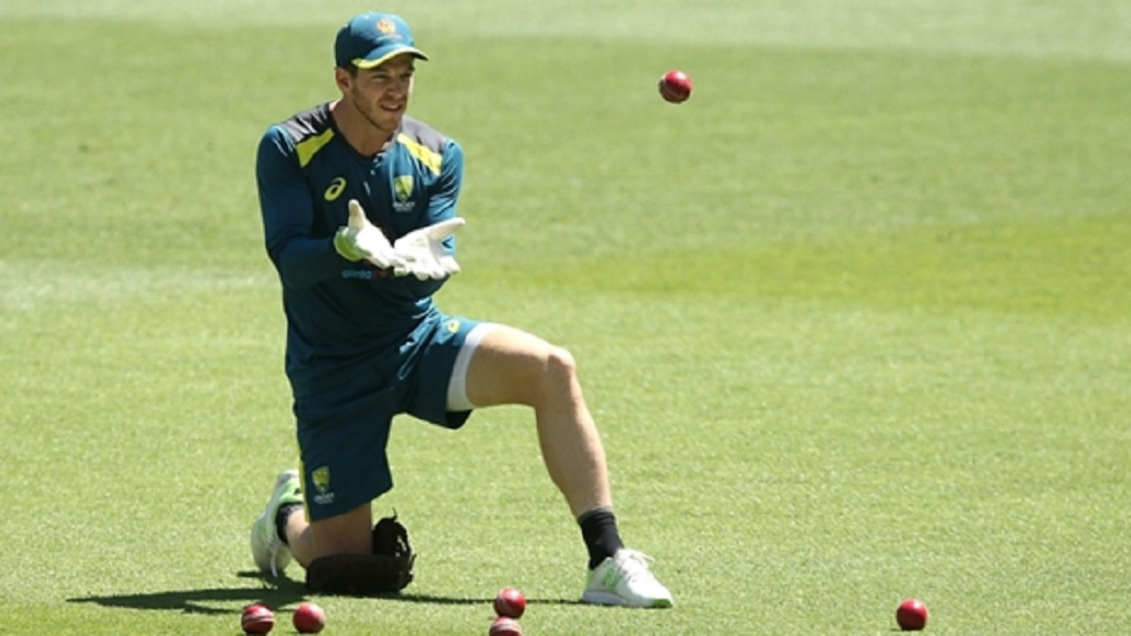Australia Test captain Tim Paine.