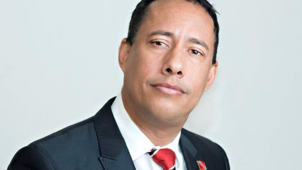 Former Minster of National Security, Gary Griffith