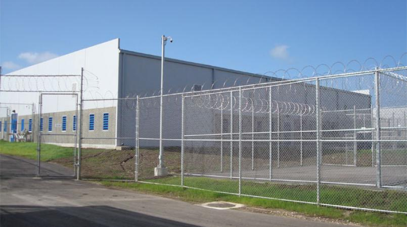 HMP Dodds in St. Philip (FILE)