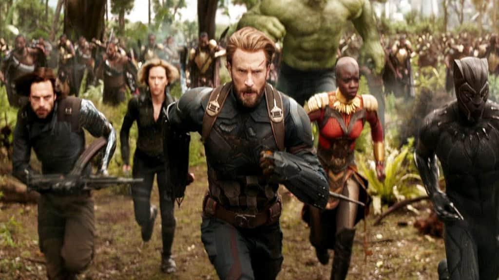 Enfin la première bande-annonce — Avengers EndGame