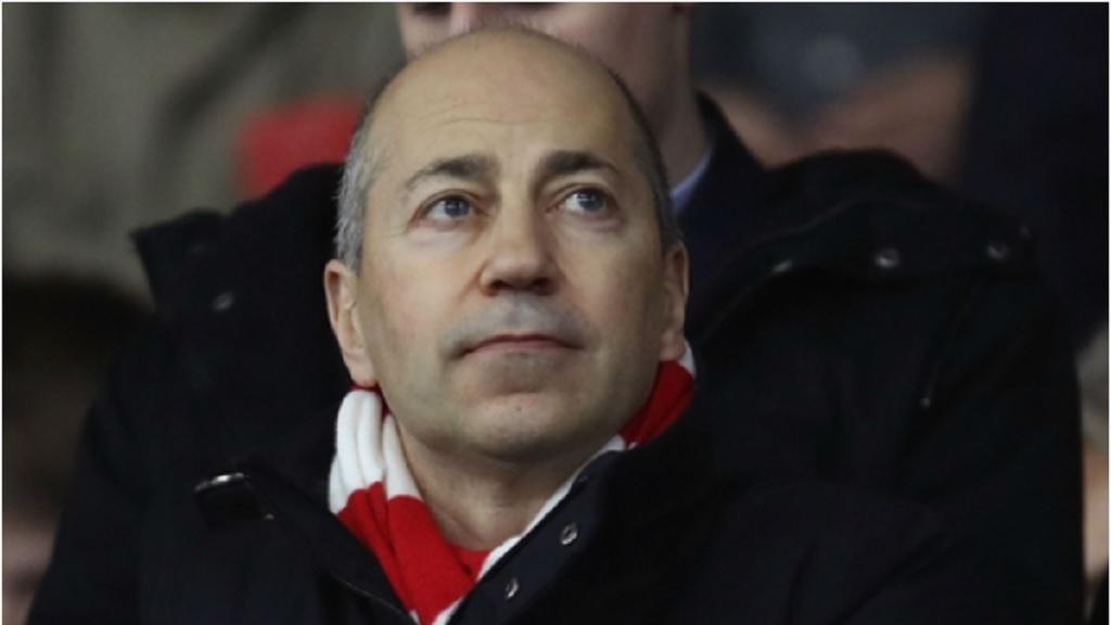 New AC Milan CEO Ivan Gazidis.