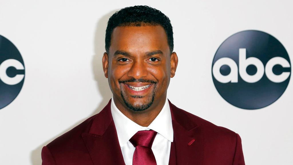 In this Aug. 7, 2018 file photo, Alfonso Ribeiro arrives at the Disney/ABC 2018 Television Critics Association Summer Press Tour in Beverly Hills, Calif. (Photo by Willy Sanjuan/Invision/AP, File)