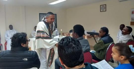 Comment l'église catholique au Chili a aidé les immigrants haïtiens. Photo: La Discusion