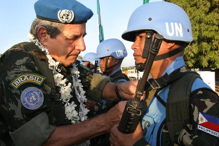 Le général qui a tué Dread Wilmé mis en doute pour un poste au Brésil. Photo: QG Noticias