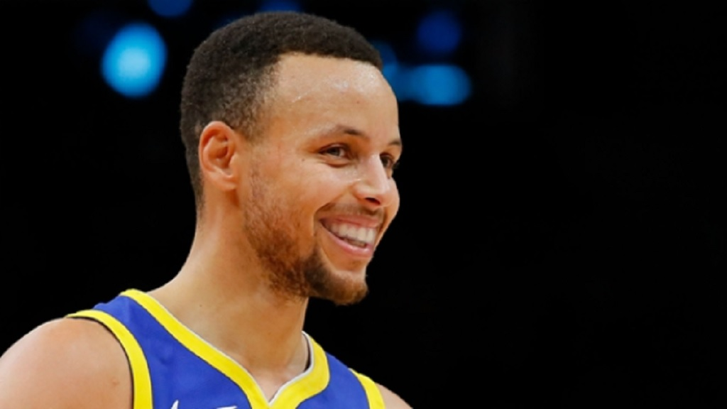Golden State Warriors star Stephen Curry.