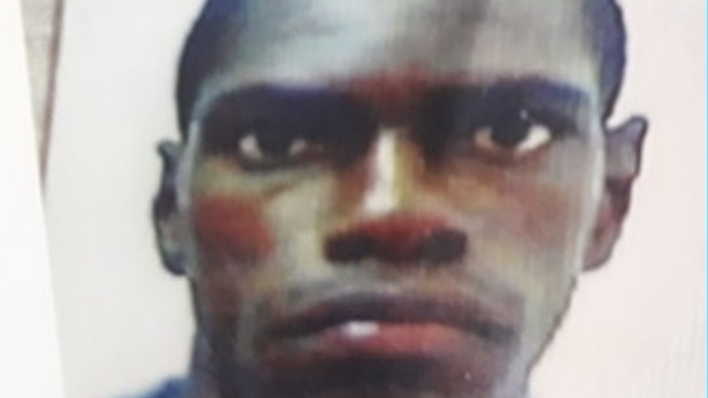 Emmanuel Jupiter, 34, went missing on Thursday. Photo via the Trinidad and Tobago Police Service (TTPS).